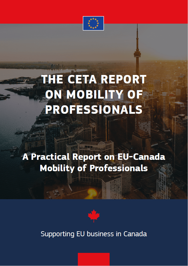 The CETA report on mobility of professionals