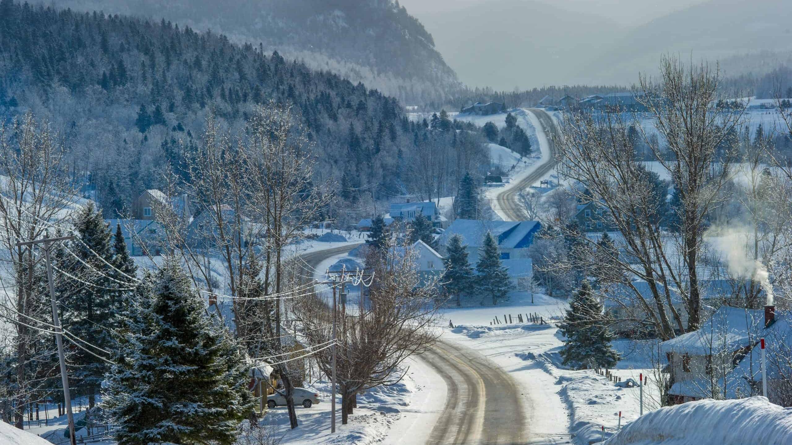 Saguenay-Lac-Saint-Jean - À la découverte de l'une des nombreuses régions du Québec