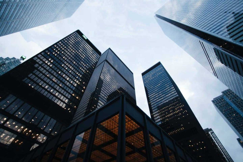 Buildings de centre-ville