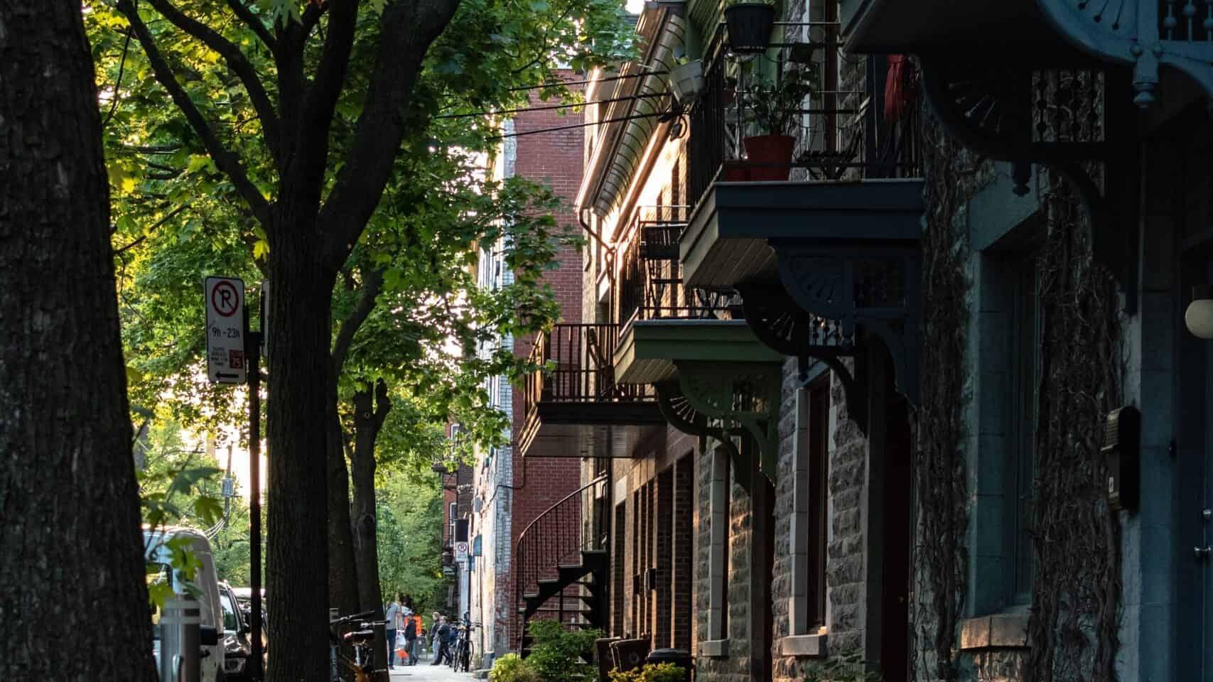 Montréal abrite l'un des quartiers les plus cool du monde