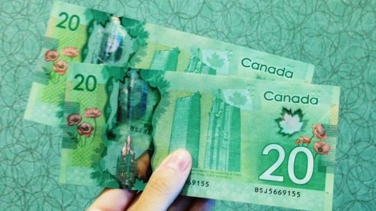 Billets de 20 dollars canadiens